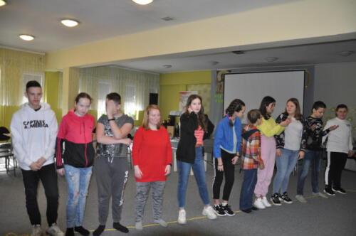 Młodzi w Łukowie 02.2021